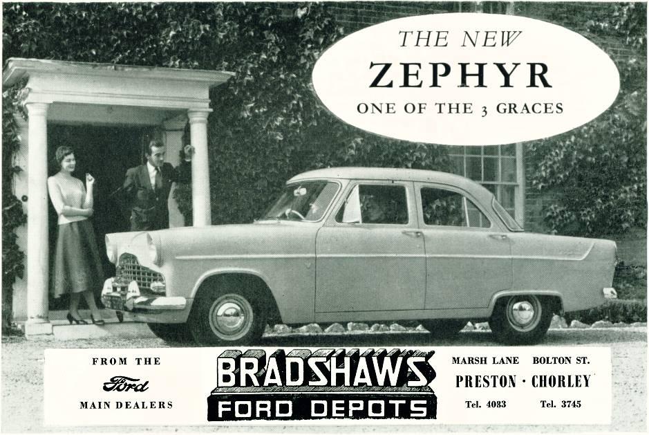 Bradshaws Ford Depots