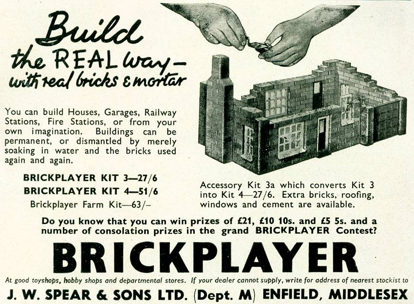 Brickplayer