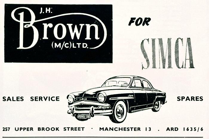 J.H. Brown Ltd.