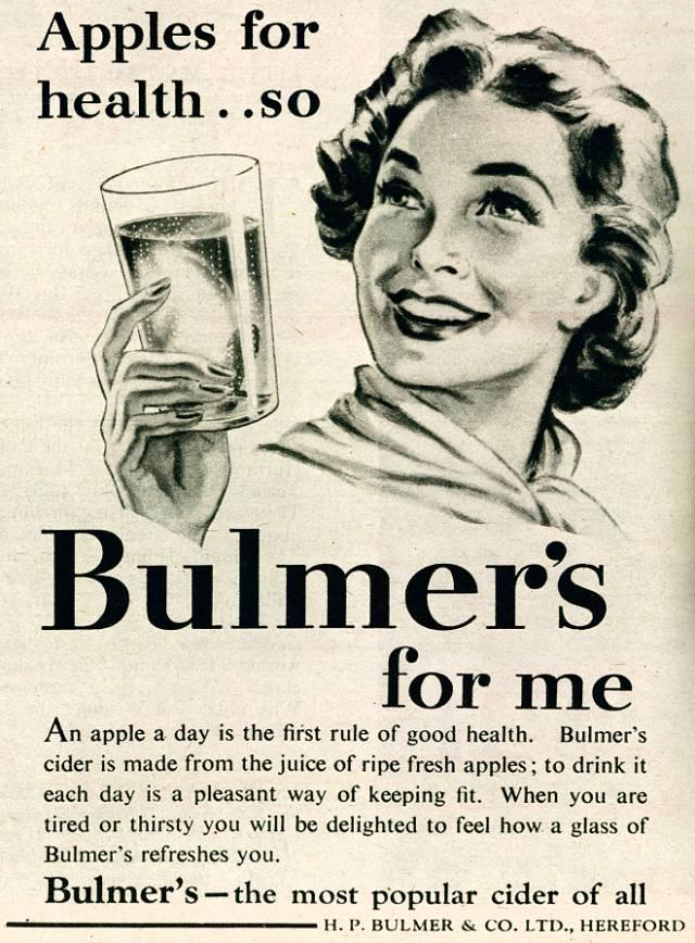 Bulmer's Cider