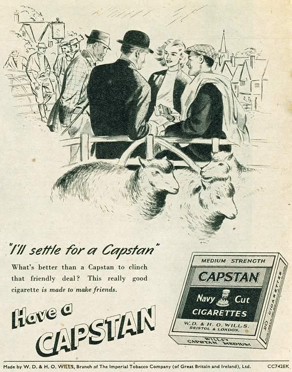 Capstan