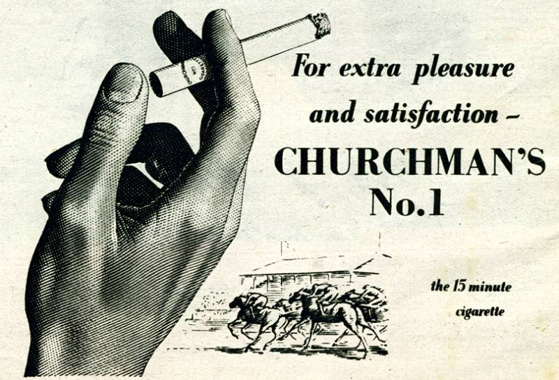 Churchman's No. 1