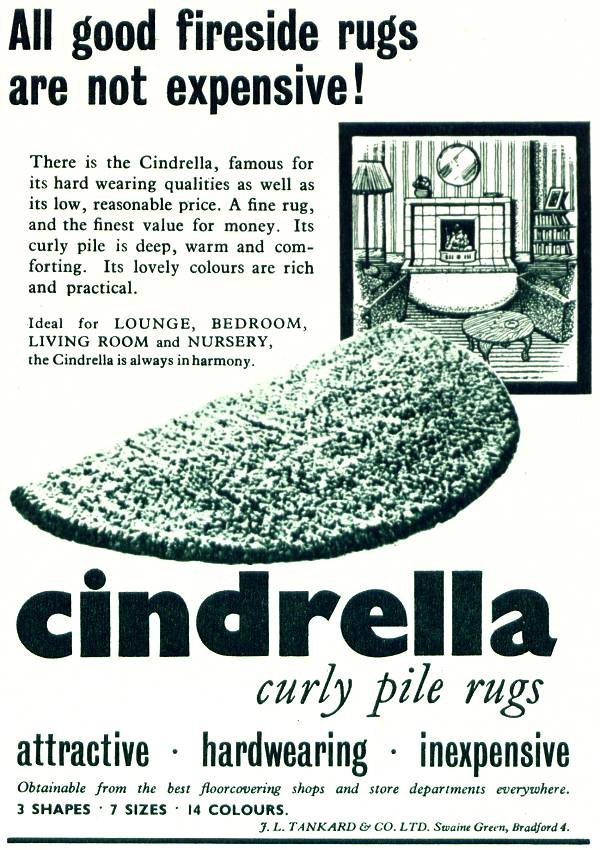 Cindrella Rugs