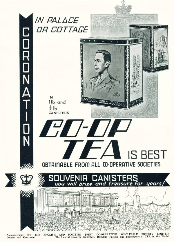 Co-op Tea