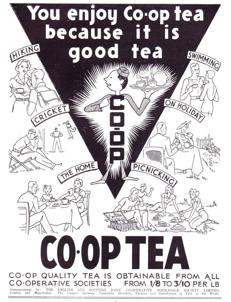 Co-op Tea