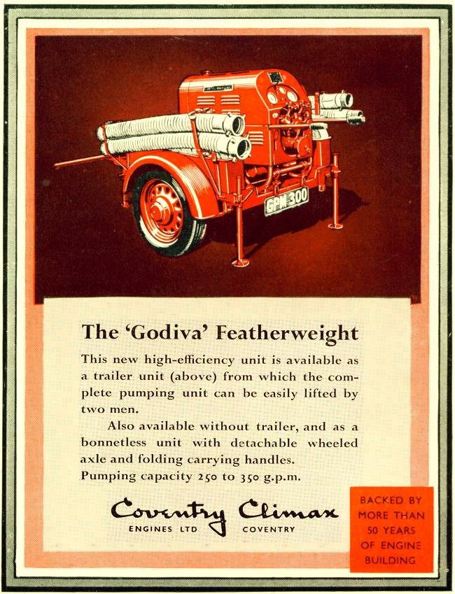 Coventry Climax Engines Ltd