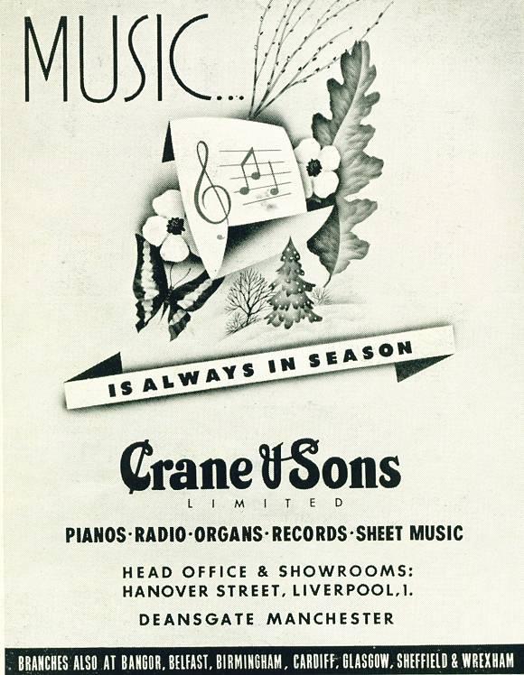 Crane U Sons