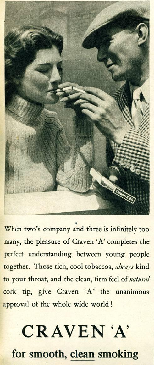 Craven 'A'