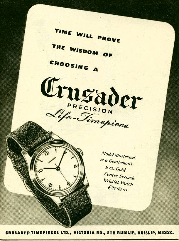 Crusader Timepieces Ltd.