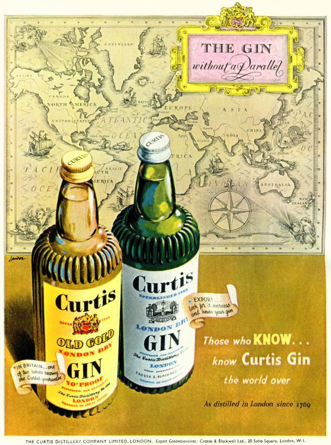 Curtis Gin
