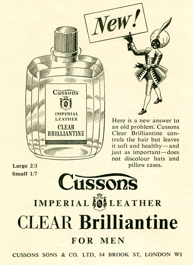 Cussons Brilliantine