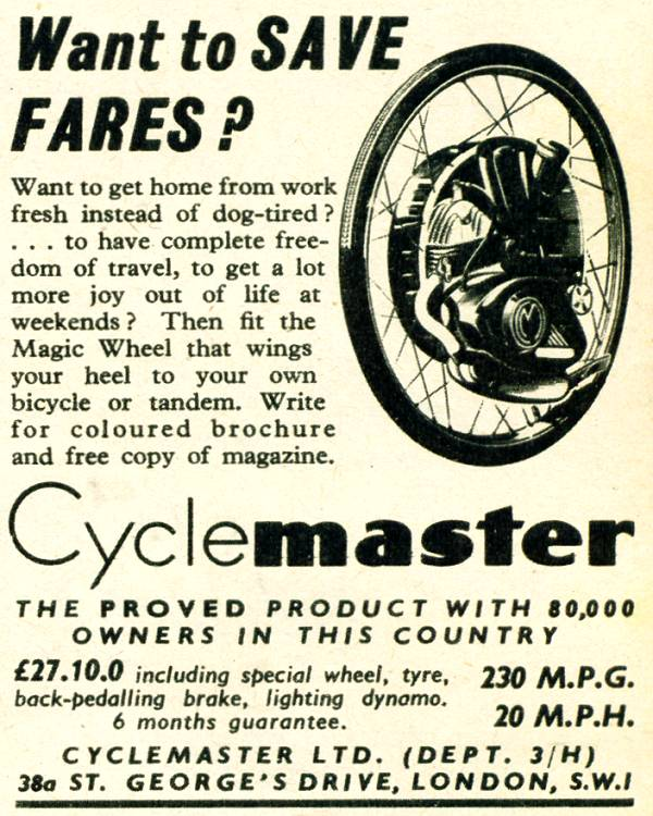 Cyclemaster