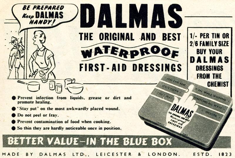 Dalmas Plasters