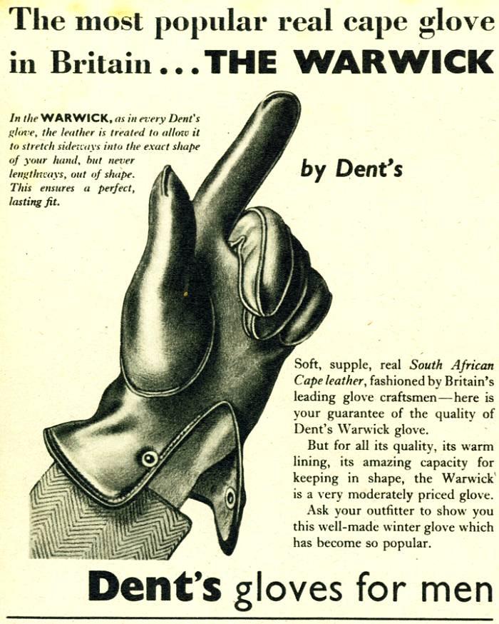 Dent's Gloves