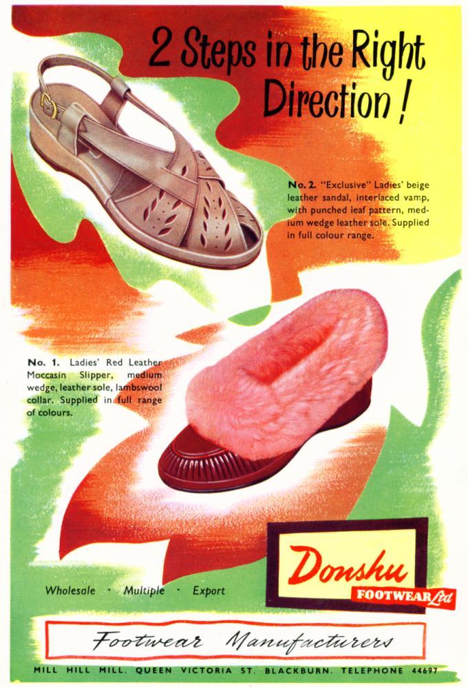 Donshu Footwear Ltd