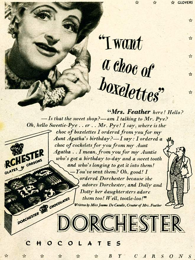 Dorchester Chocolate