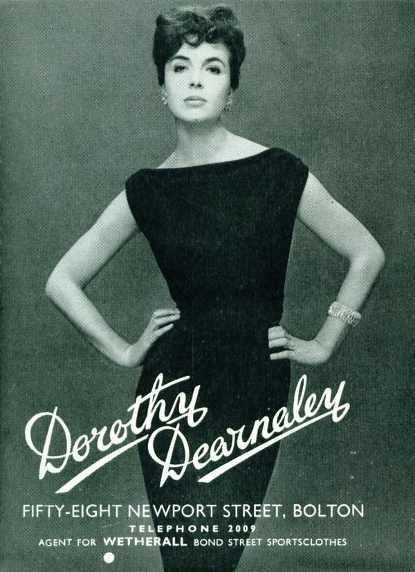 Dorothy Dearnaley