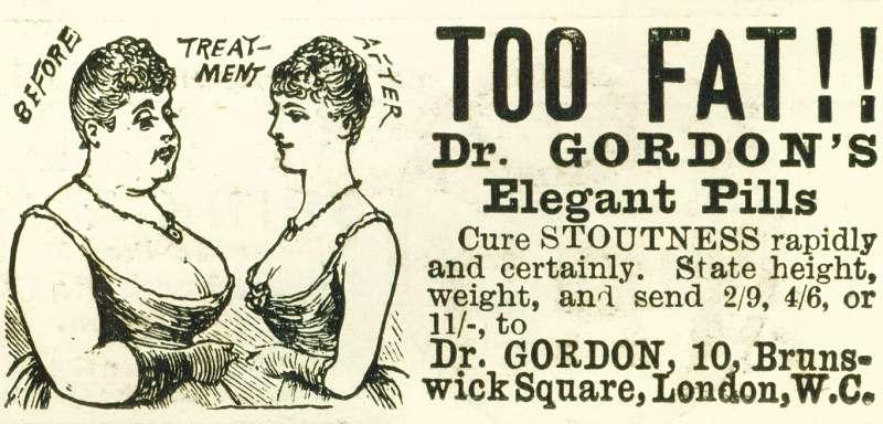Dr. Gordon's Elegant Pills