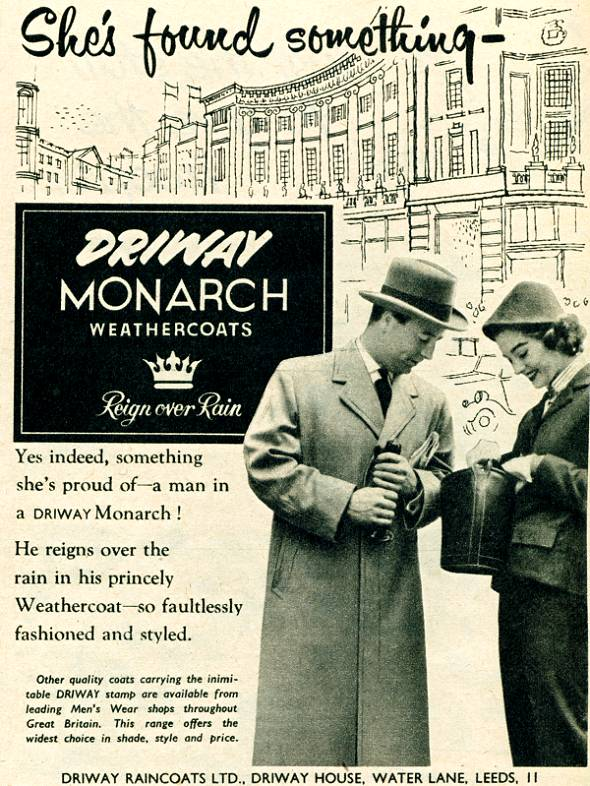 Driway Raincoats