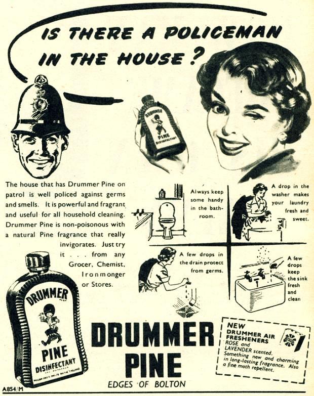 Drummer Pine