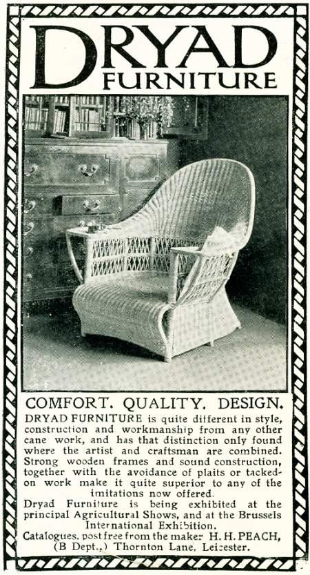 Dryad Furniture