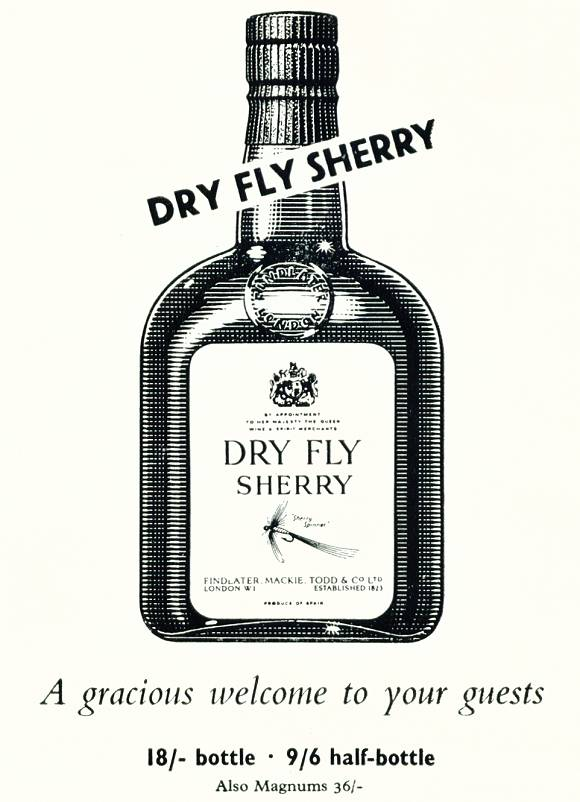 Dry Fly Sherry