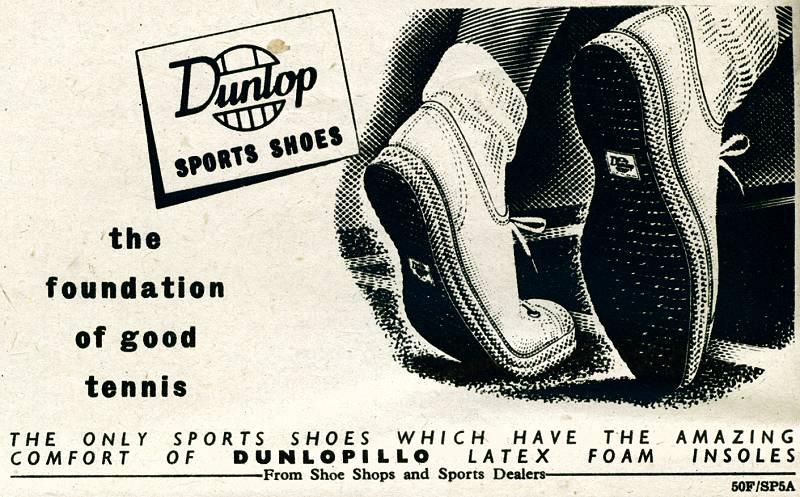 Dunlop Sports Shoes