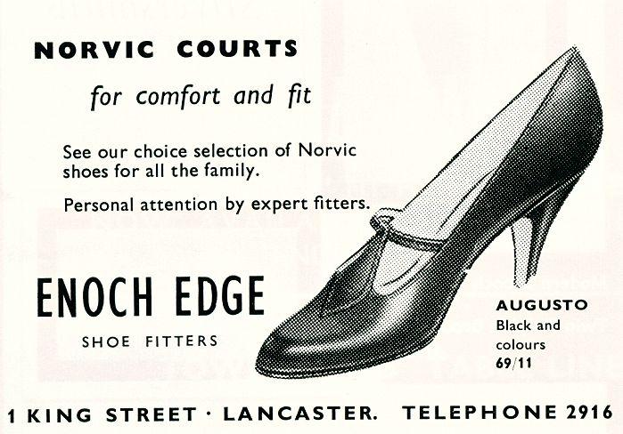 Enoch Edge Shoe Fitters