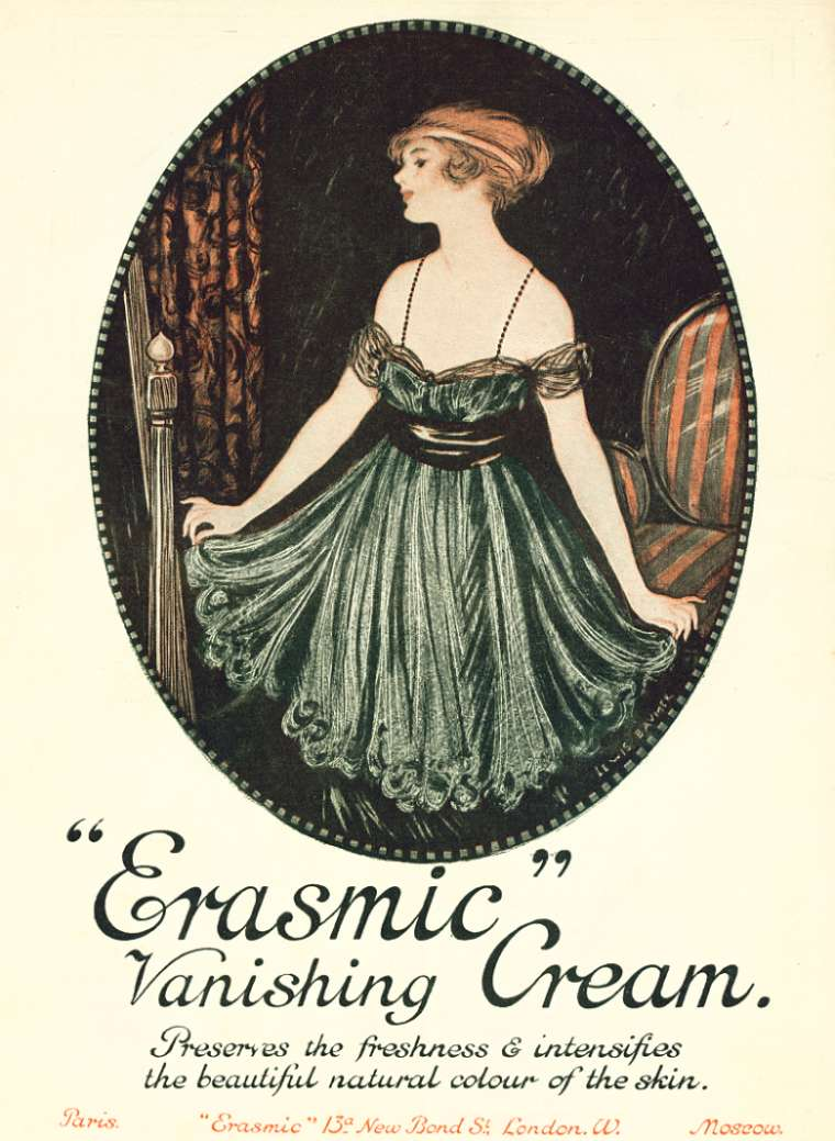 Erasmic Vanishing Cream
