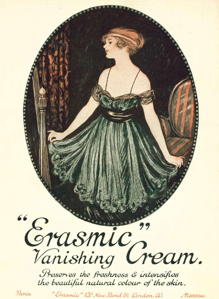 Erasmic Vanishing Cream