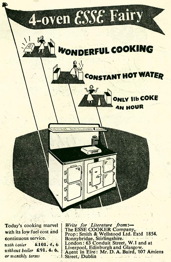 The Esse Cooker Company