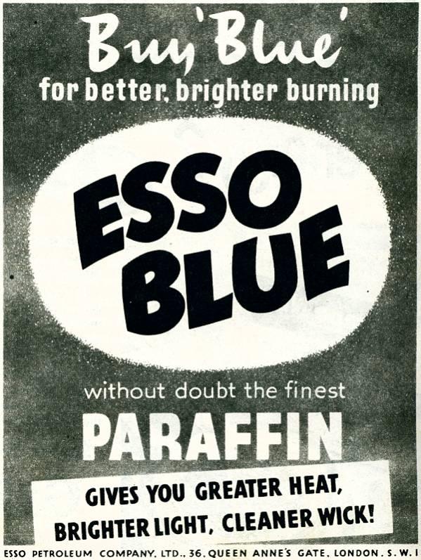 Esso Blue