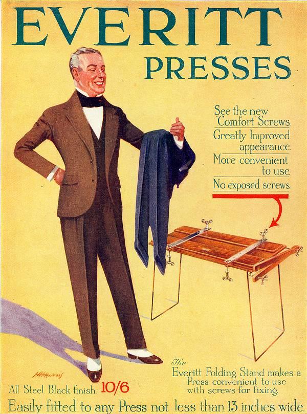 Everitt Presses