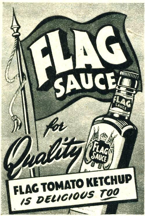 Flag Sauce