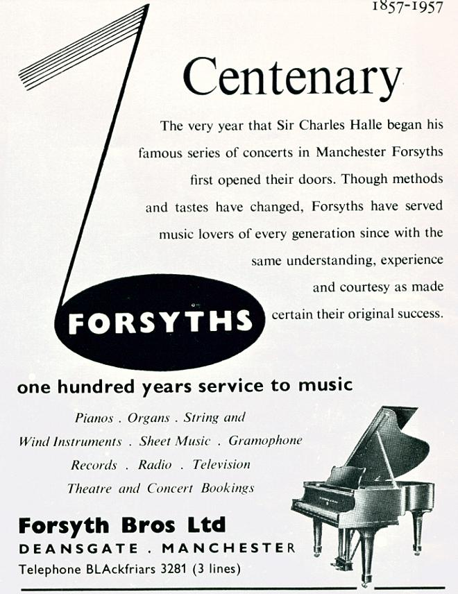 Forsyth Bros Ltd