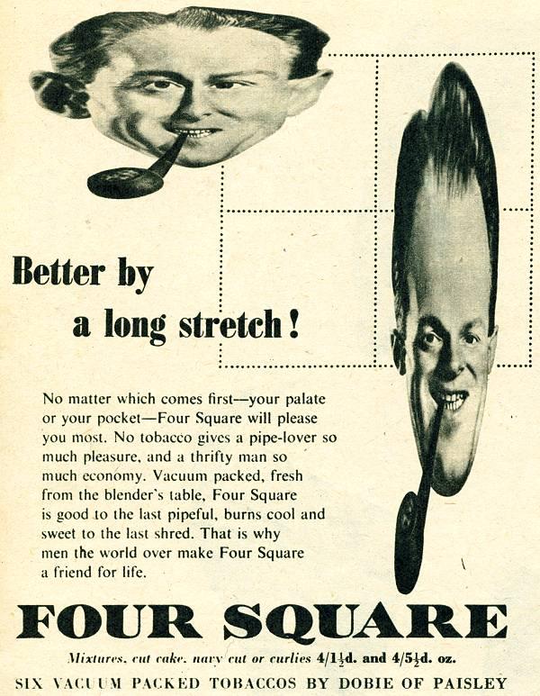 Four Square Tobaccos