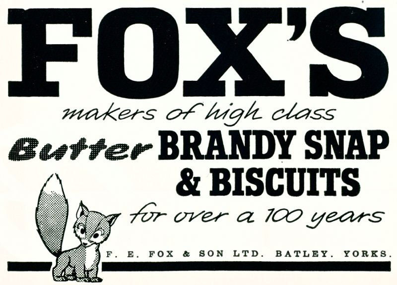 F. E. Fox & Son Ltd, Batley, Yorks