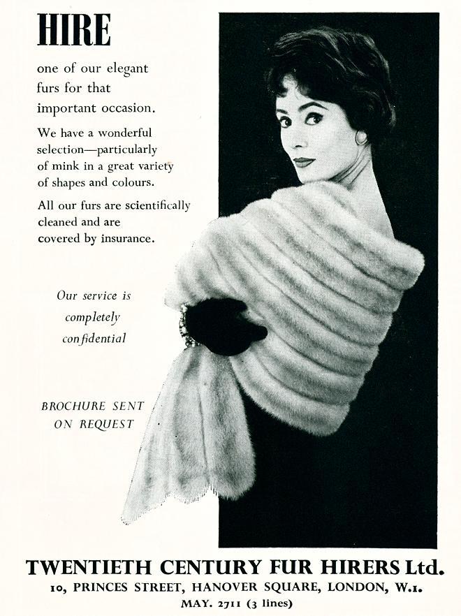 Twentieth Century Fur Hirers Ltd.
