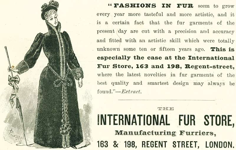 The International Fur Store