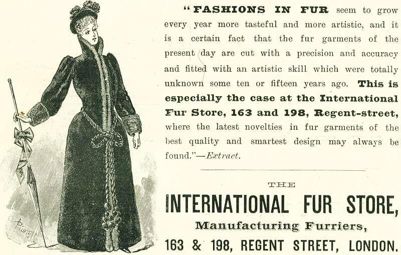 The International Fur Store