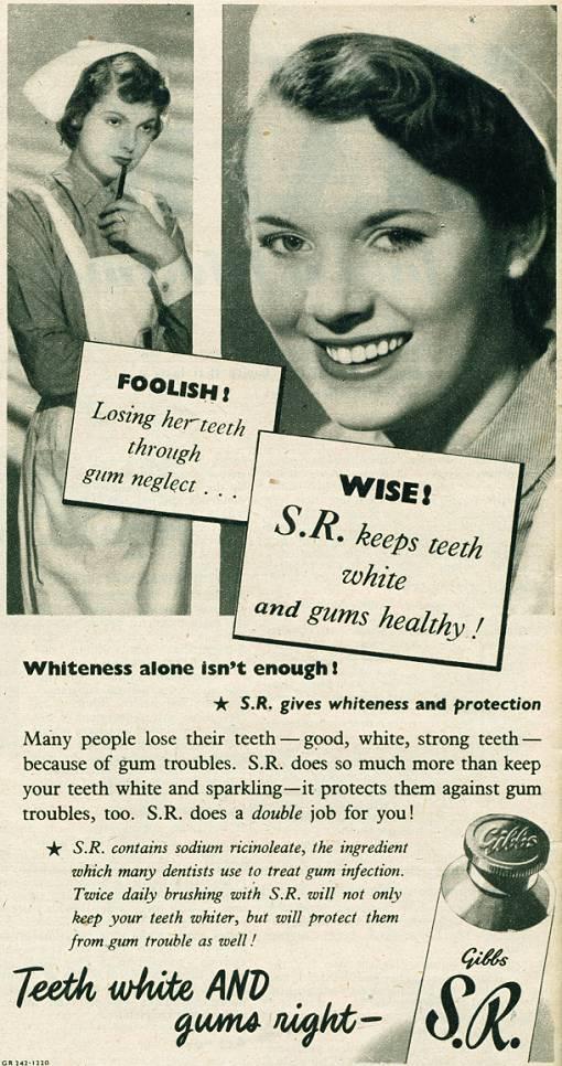 Gibbs S.R. Toothpaste