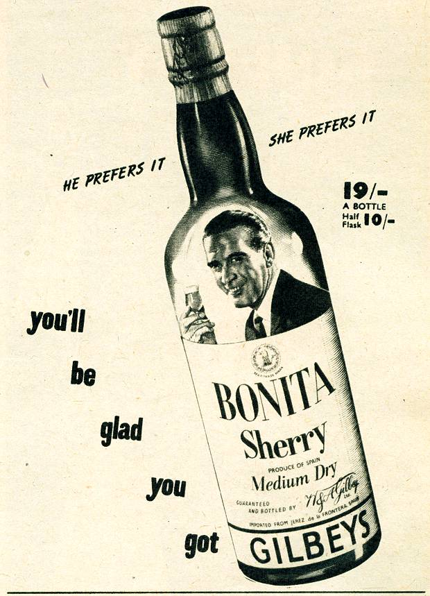 Gilbey's Bonita Sherry