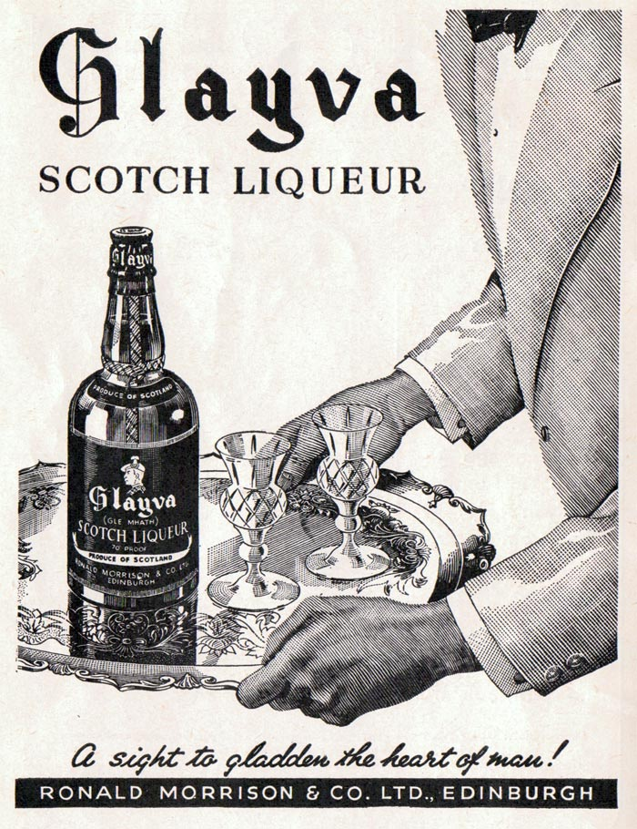 Glayva Scotch Liqueur