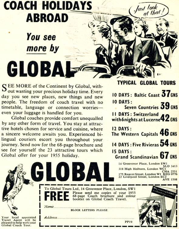 Global Tours