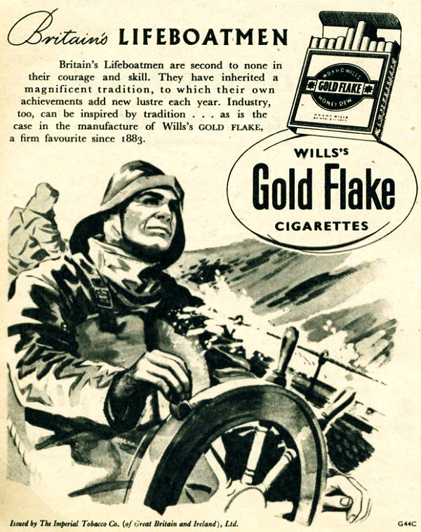 Will's Gold Flake