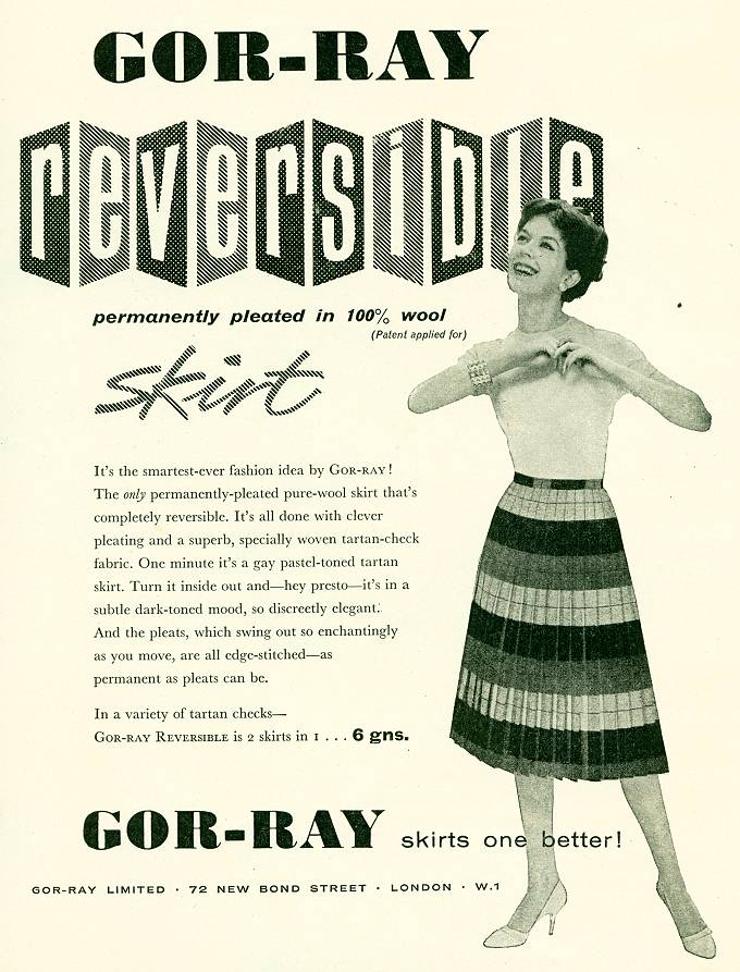 Gor-Ray Skirts