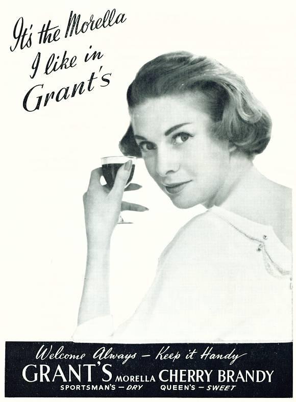 Grant's Cherry Brandy