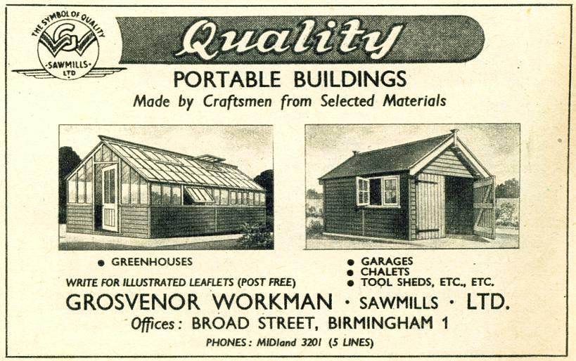 Grosvenor Workman