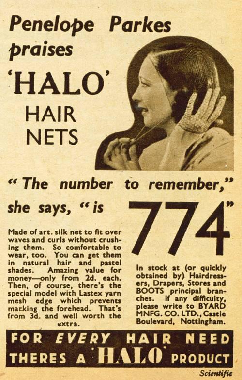 Halo Hair Nets