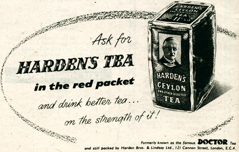 Harden's Tea
